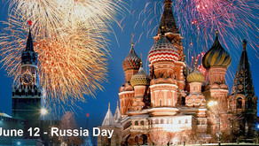 """Syrian kids congratulated Russian troops with """"Russia Day"""" by performing Russian songs"""