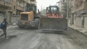 Images from Deir ez-Zor and Palmyra | February 2019 | Syria