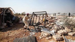 "Abu Bakr al-Baghdadi... ""kill site"" of the ISIS leader"