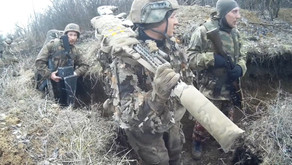 Ukrainian military intelligence accusing Russian FSB special forces in a death of Ukrainian soldier