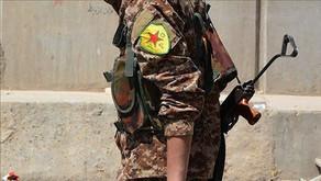 Kurdish partisans in Northern Aleppo attacking Turkey-backed jihadists