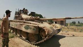 UN declared 72-hour ceasefire allowing jihadists to regroup in Northern Hama