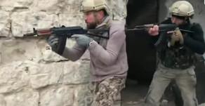 "Russian PMC  ""Vegacy Strategic Services Ltd"" trains ""Liwa al-Quds"" fighters in Syria"