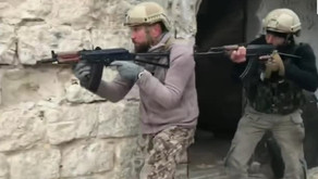 "Russian PMC  ""Vegacy Strategic Services Ltd"" trains ""Liwa al-Quds"" fighters in Syria"