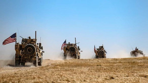 Another US military convoy blocked in Northeast Syria