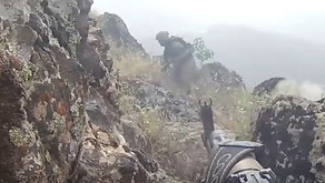 [Archive] PKK guerrillas attack on Turkish special forces unit | May 2018