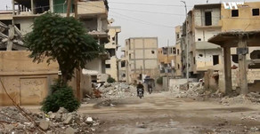 """""""Islamic State"""" capital, year after liberation 