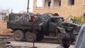 The liberation of Saraqib | February 2020 | Syria (35 min. Documentary)