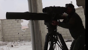 Turkish military-backed militants using guided missiles | First week of March 2020 | Syria