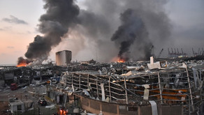 Explosion in Beirut | August 4th, 2020 | Lebanon
