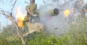 Jihadists using Anti-Tank Guided Missiles   First half of January 2020   Syria