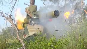 Jihadists using Anti-Tank Guided Missiles | First half of January 2020 | Syria