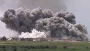 Airstrikes and preparations for Idlib offensive | April 30th 2019 | Syria