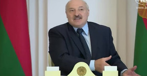 Is it paranoia or EVERYONE is out to get president of Belarus Lukashenko?