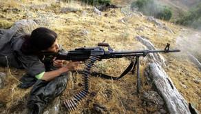 PKK | Kurdistan Worker's Party in action | October 14th 2016 | Turkey