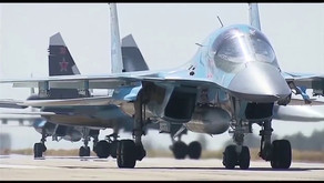 Inside look at how Russian Air Force operates in Syria | Archive - Summer of 2017