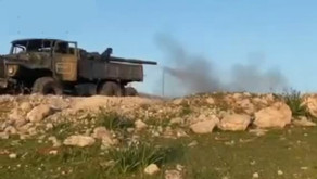 """Ansar al-Tawhid"" militants attack pro-Syrian government forces in Jabal al-Zawiya region"