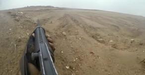 GoPro Cam video taken off a dead ISIS jihadist | December 2018 | Syria