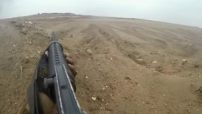 GoPro Cam video taken off a dead ISIS jihadist | December 2018 | Syria