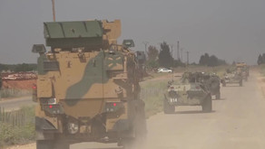 15th Russian-Turkish joint patrol of M4 Highway | June 4th 2020 | Idlib province, Syria