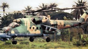 Strikes against Boko Haram | January 2021 | Nigeria