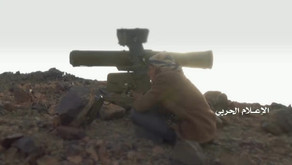 """""""When Houthis Attack"""" - 44   April 2019   Anti-Tank Guided Missiles"""