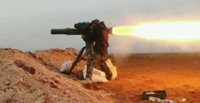 Turkish-backed militants using Guided Missiles | Second week of February 2020 | Syria