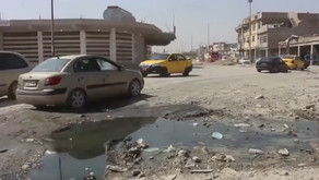 Video: Images from Western Mosul - year after ISIS