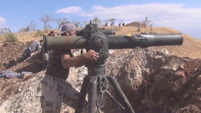 Jihadists in Syria using US-provided TOW-2 guided missiles   Second half of January 2017