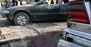 Nagorno Karabakh: Azerbaijani strike on Stepanakert, Armenian shelling of Barda