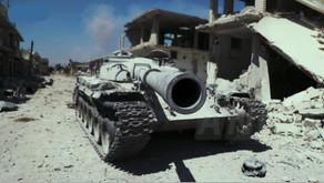 Kafr Nabudah. The biggest battle of the spring of 2019 | Syria