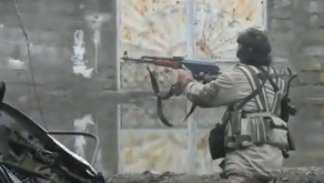 War on ISIS   January 9th 2017   Footage from Mosul offensive