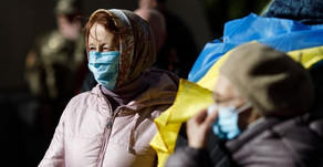 When really coronivirus Covid-19 first showed up in Ukraine?