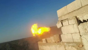 Turkish-backed jihadists using guided missiles against Syrian Army   April 2019