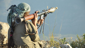 PKK guerrilla attacks on Turkish forces | July 2019 | South Turkey - Northern Iraq