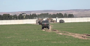 Meanwhile, Turkey-Russia patrols in Northern Syria continue | March 2nd, 2020