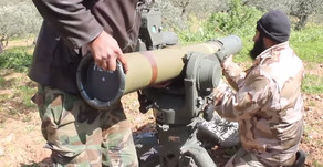 Turkey-backed jihadists using guided missiles   Late December of 2019   Syria