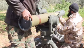 Turkey-backed jihadists using guided missiles | Late December of 2019 | Syria