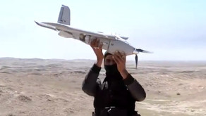 ISIS using drones to drop bombs    February 6th 2017   Mosul updates