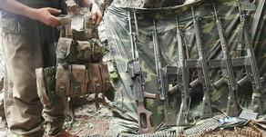 PKK raid on Turkish military base in Şemdinli   May 4th 2019   Turkey