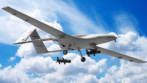 Azerbaijan using attack drones against Armenian forces in Nagorno-Karabakh