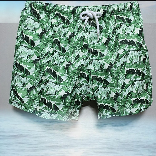 Man swimming short
