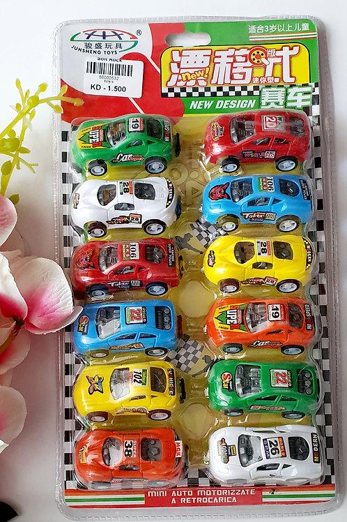Multi brands cars