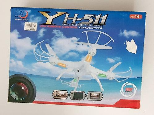 4CH REMOTE CONTROL QUADCOPTER DRONE CAMERA