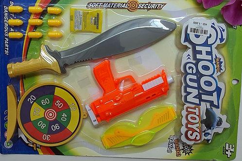 Shoot gun toys