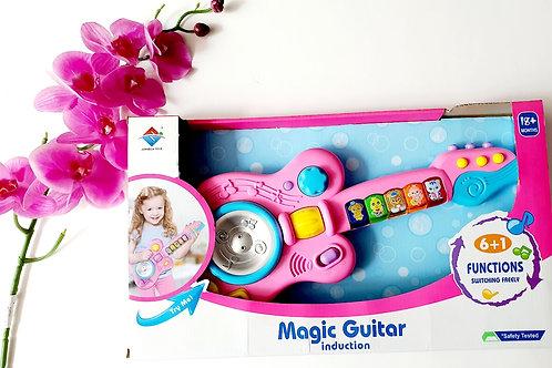 Magic Guitar induction