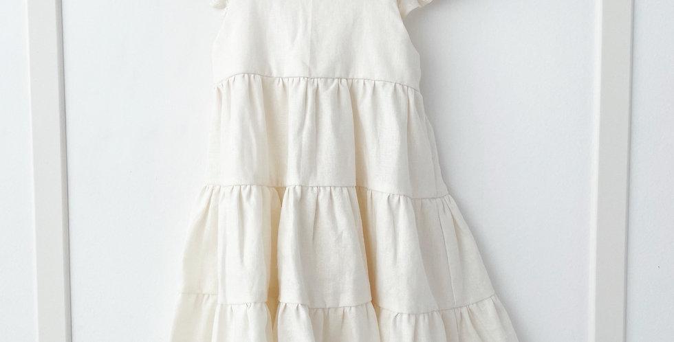 Vestido boho // Ivory