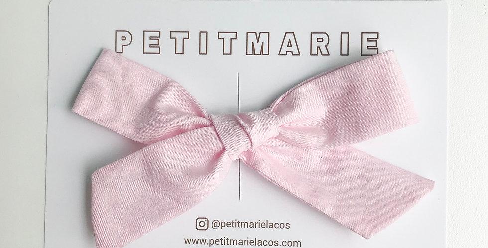 Laço Paris G // rosa bebê