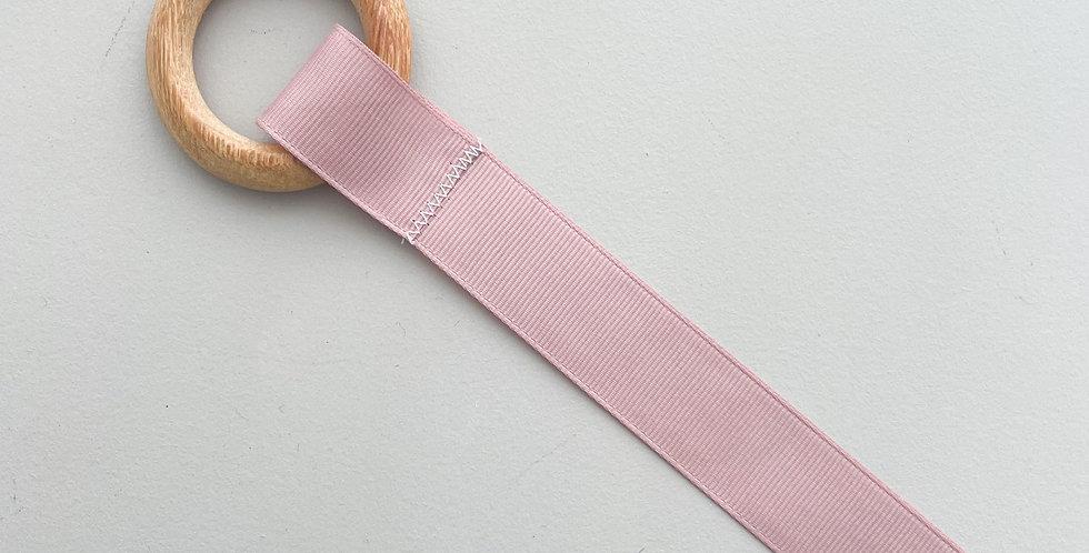Porta laços / / rosé nude