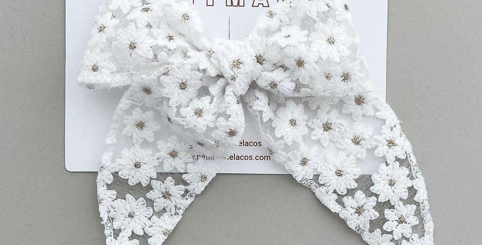 Laço Maxi // Tule com bordados